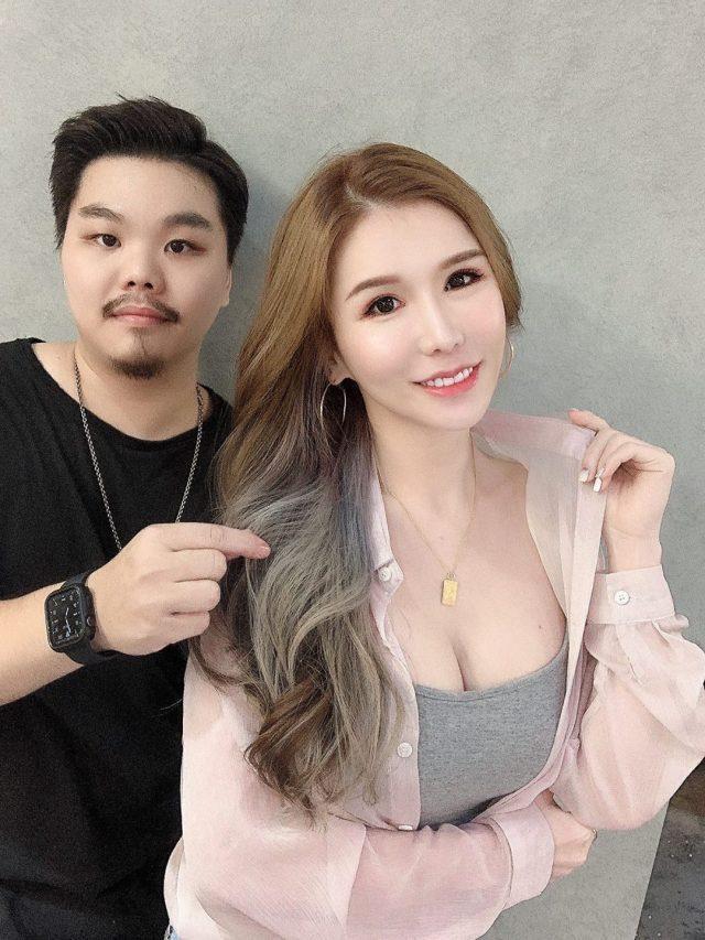 台北信義區染髮推薦